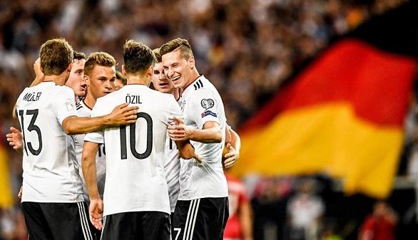 Rusia 2018. Alemania e Inglaterra ya atisban el Mundial
