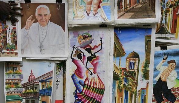 El Papa visita Colombia y Santos inicia la paz con la guerrilla del ELN