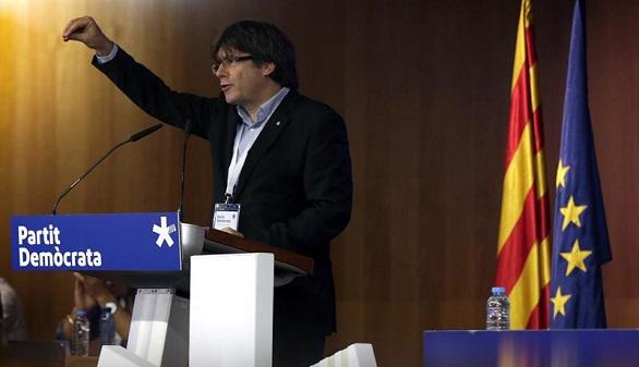 Puigdemont: la ley del referéndum