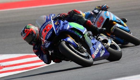 GP de San Marino. Viñales avisa de su voluntad ganadora en el regreso de vacaciones