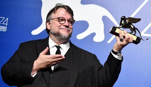 Guillermo del Toro gana el León de Oro de Venecia con The Shape of Water