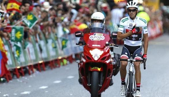 La Vuelta. Froome triunfa y festeja en Madrid con Contador