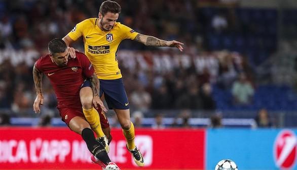 El Atlético se deja dos puntos en Roma | 0-0