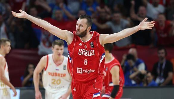 Serbia y Eslovenia jugarán la final del Eurobasket