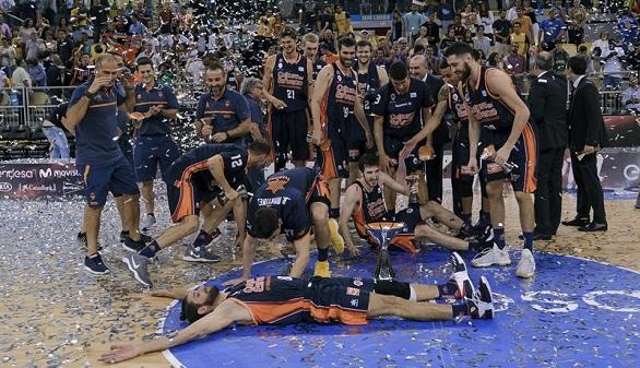 El Valencia Basket gana su primera Supercopa y hunde al Granca | 63-69