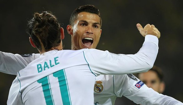 El Madrid despierta, gana y hace historia en Dortmund | 1-3