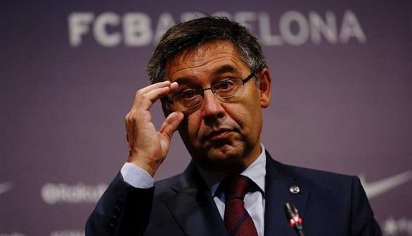 LaLiga desnuda al Barça: colaron al aficionado independentista en el partido a puerta cerrada