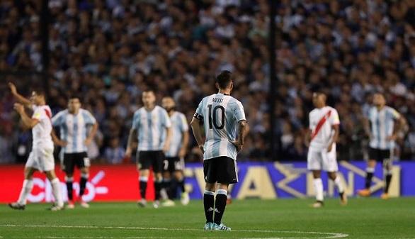 Rusia 2018. Argentina y Messi, fuera del Mundial a falta de un partido