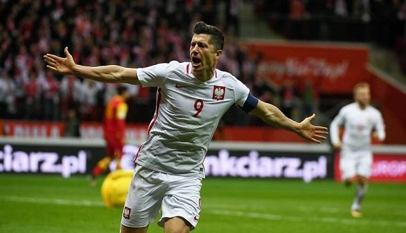 Rusia 2018. Lewandowski lanza a Polonia al Mundial y Bale y Modric, en el abismo