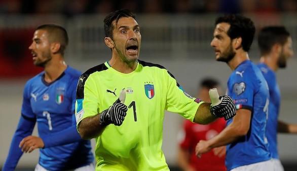 Rusia 2018. Italia se la jugará contra Suecia y Croacia, con Grecia, en la repesca