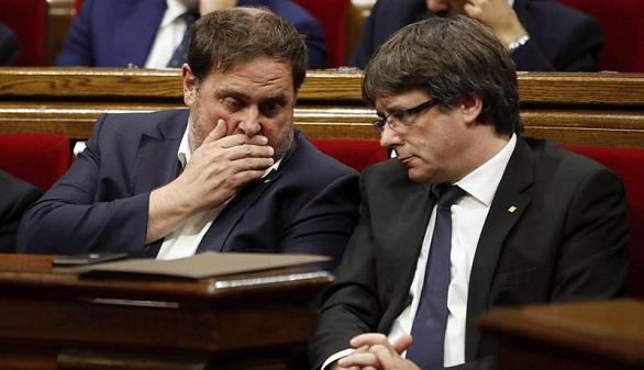 Junqueras pretende crear el Banco Central de Cataluña