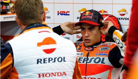 GP de Japón. Márquez se equivoca y Zarco alcanza la pole