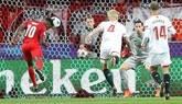 El Sevilla se desangra ante el Spartak   5-1