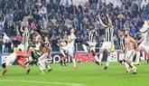 La Juventus se aferra a la Champions ante el Sporting con gol agónico de Mandzukic   2-1
