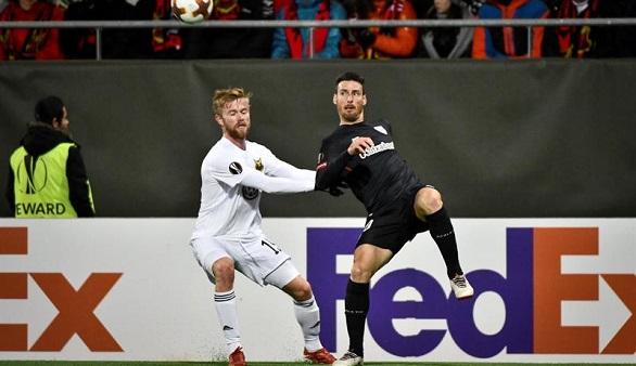 Europa League. El Athletic pincha ante el Östersunds | 2-2