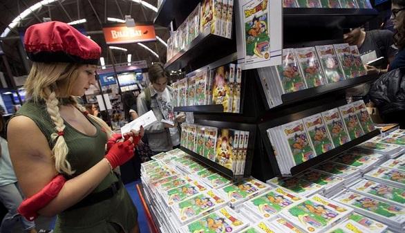 El Salón del Manga atrae los focos con Mazinger Z, Zelda y los robots como atractivos