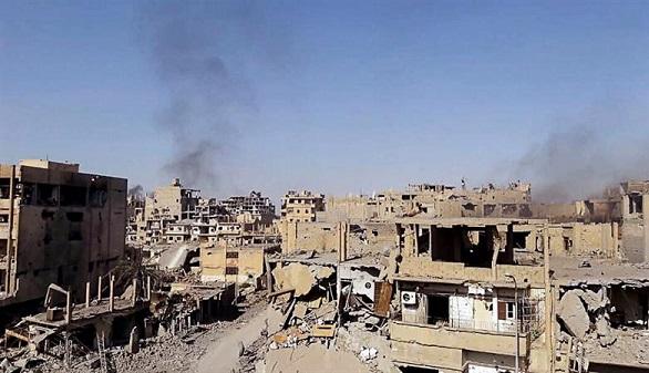 Oficial: Al Asad anuncia que Daesh ya no tiene bastiones y su califato se deshace