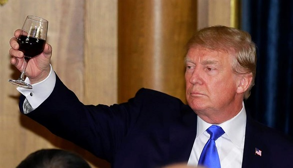Estados Unidos examina a Trump: récord histórico de impopularidad