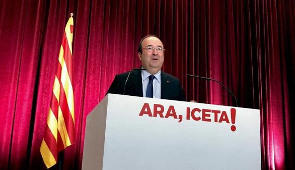 Iceta recluta a dirigentes de las principales asociaciones no independentistas para su