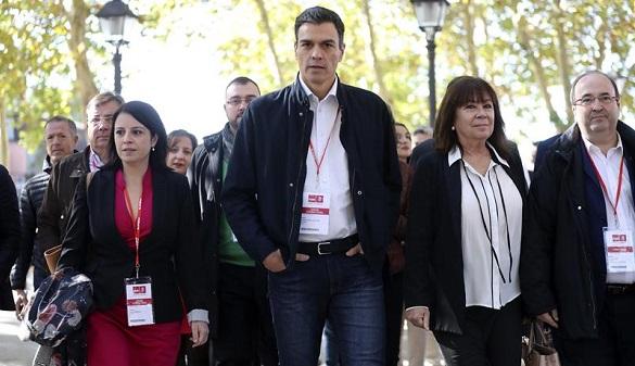 El PSOE confía en Rajoy para que reforme la Constitución