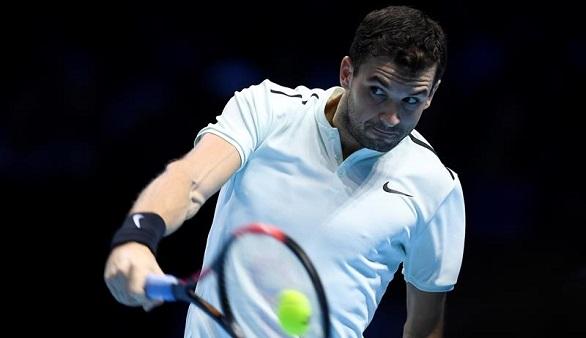 ATP Finals. Dimitrov se luce y Goffin remonta a Thiem antes de las semis
