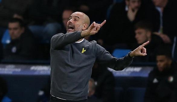 Premier League. El City se salva con un gol en el minuto 96 y Guardiola pierde los nervios