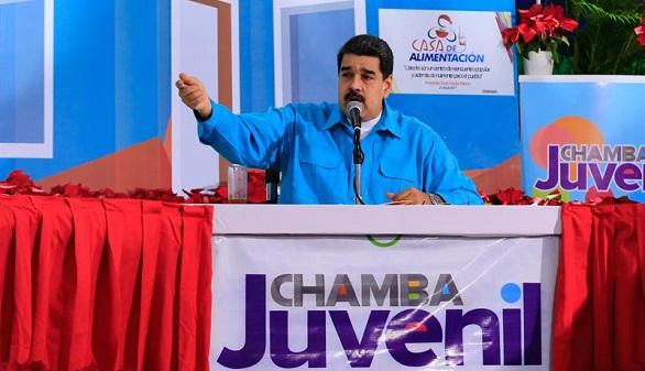 Maduro impone a un militar como ministro de Petróleo en Venezuela