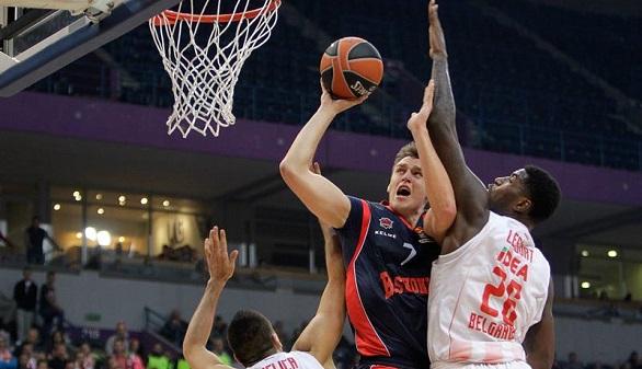 Euroliga. Baskonia despierta y arranca el triunfo en Belgrado | 81-85