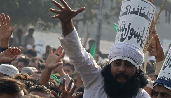 La blasfemia que ha colapsado Pakistán por las protestas islamistas