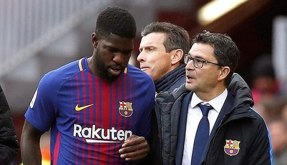 La Liga. Primer pinchazo del Barça en el Camp Nou: Umtiti no llega al Clásico y Valverde culpa al árbitro
