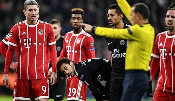 El Bayern golea al PSG pero no lo suficiente como para acabar primero   3-1