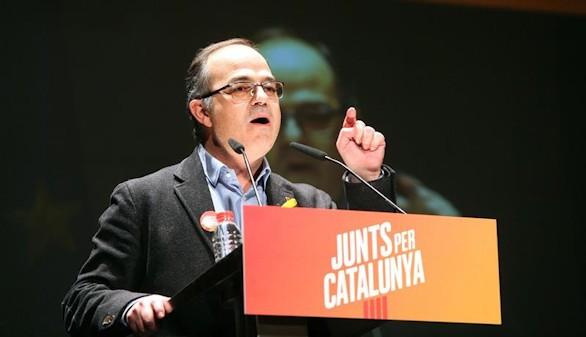 El exconsejero y candidato de Junts per Catalunya (JxCat), Jordi Turull.