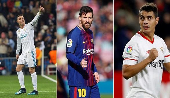 Liga de Campeones. Estos son los posibles rivales de Barcelona, Madrid y Sevilla en octavos