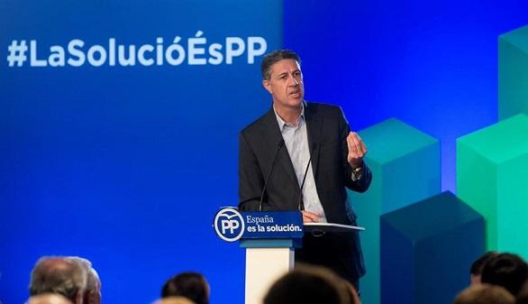 PP: Puigdemont es un