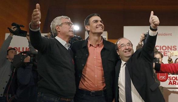 Iceta vende que el PSOE es la