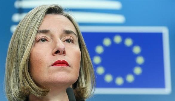 La UE niega trasladar la capital israelí a Jerusalén ante Netanyahu