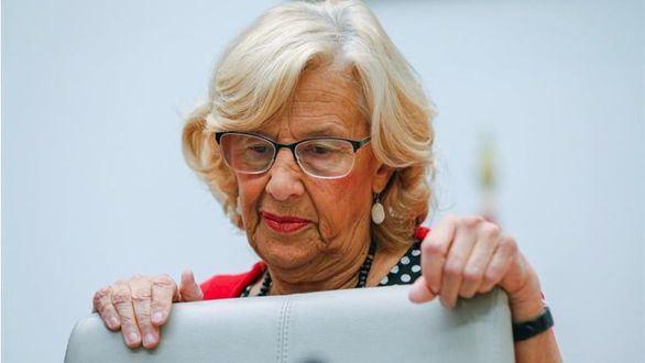 Carmena renuncia a su acta de concejala: