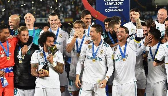 El mejor Real Madrid alecciona al Gremio y gana el Mundial de Clubes | 1-0