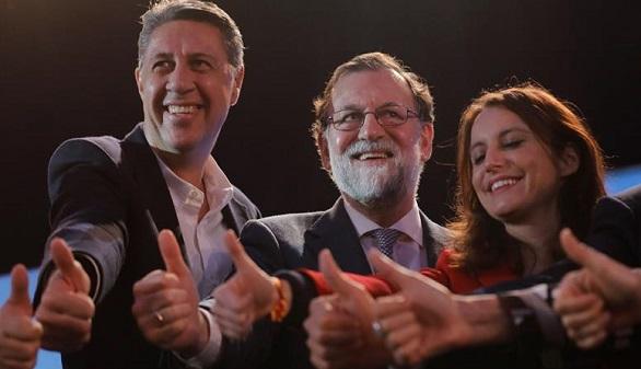 El PP llama a llenar las urnas para