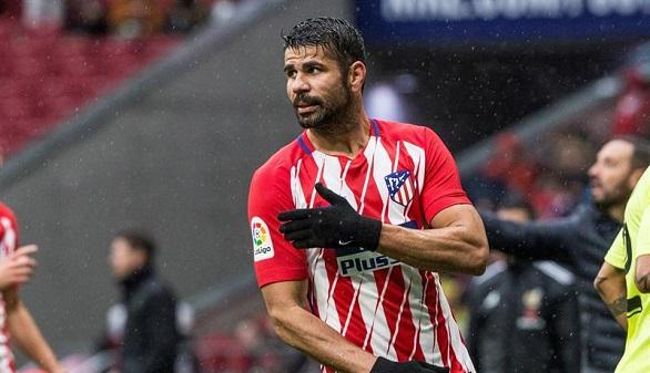 El Atlético de Diego Costa gana la guerra ante el Getafe | 2-0