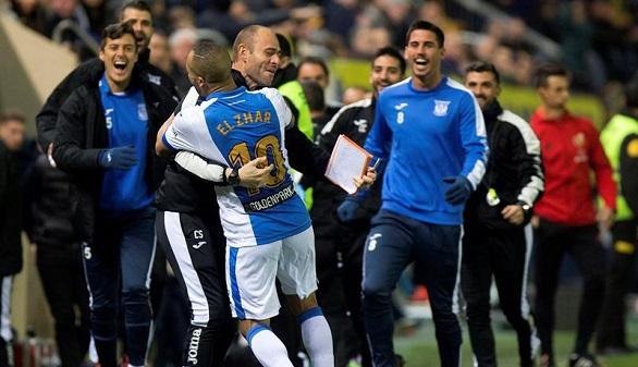 Copa del Rey. El Alavés acaba con el Formentera y el Leganés elimina al Villarreal para hacer historia