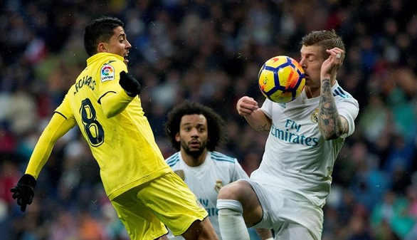 Kroos rompe la línea oficial del Real Madrid: