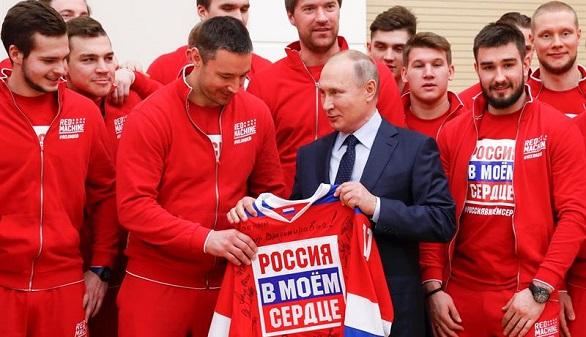 JJ.OO. de invierno. Putin consigue que el COI y el TAS se enfrenten