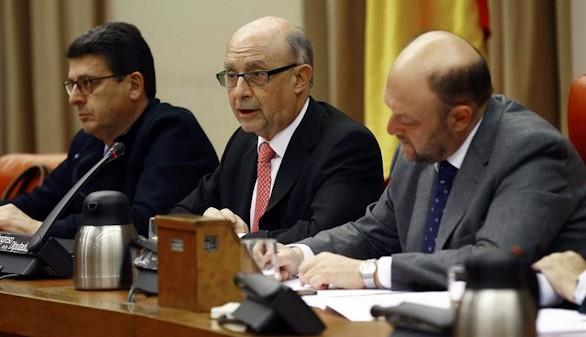 Montoro no tocará la financiación autonómica sin Cataluña