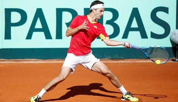 Copa Davis. Bautista deja a Gran Bretaña con vida ante España | 1-1