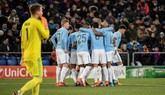 El City de Guardiola arrolla al Basilea y mete miedo a Europa | 0-4