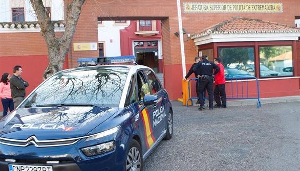 Macroperación policial contra el amaño de partidos en Segunda B y Tercera