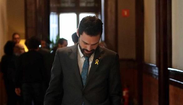 La cúpula judicial catalana planta a Torrent