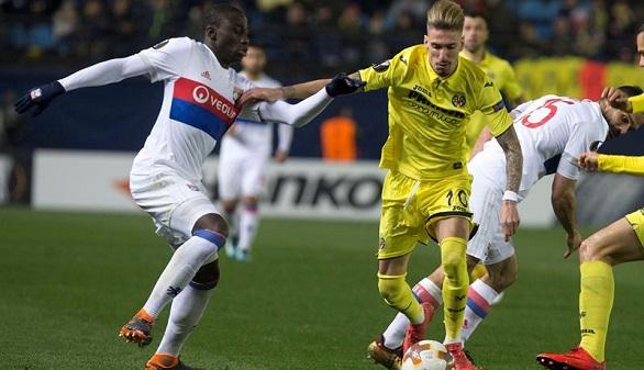 Europa League. El Villarreal es eliminado por un Lyon superior | 0-1