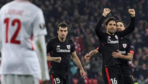 Europa League. El Athletic pierde ante el Spartak pero llega a octavos en plena tragedia | 1-2